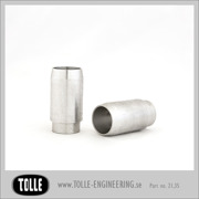 Damper Tube adapter