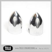 Fork axel pinch cap bullet / Classic