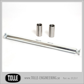 Front axles for 220mm - Front axles for 220mm