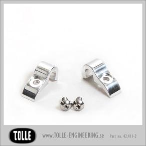 Brake line clamp - Brake line clamp
