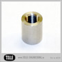 Threaded bung M10x1 Stainless - M10x1 Stainless threaded bung