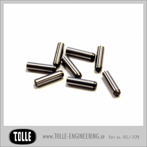 Hardened pins - Hardened pins for 82,1-7