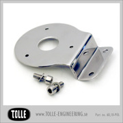 Bracket for Speedo/Tacho Raw/Polished