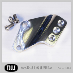 Caliper bracket ISR for Tolle Left - Caliper bracket Tollefork ISR-028 / 043 10'' Left