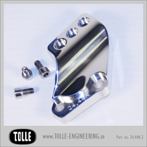Caliper bracket ISR for Tolle. Right - Caliper bracket, ISR-028 / 043, for Tolle fork. 10'' right