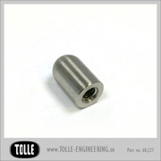 Threaded Bullet 1/4 UNC Stainless