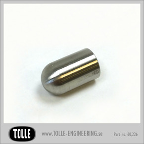 Threaded Bullet M 6 Stainless - Threaded Bullet M 6 Stainless