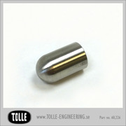 Threaded Bullet M 6 Stainless