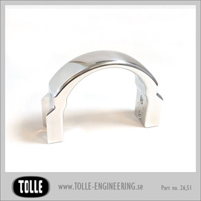 Tolle Tweek bar, 220mm - Tolle Tweek bar, 220mm