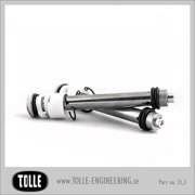 Tolle fork dampers for Tolle/Showa