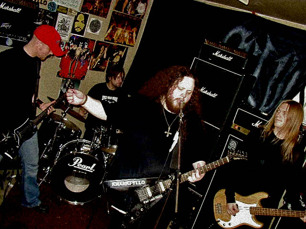 Boder, Sundler, Sjöberg & Eronen live in 2001.