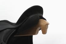 Silhouette sadelhängare gjutjärn