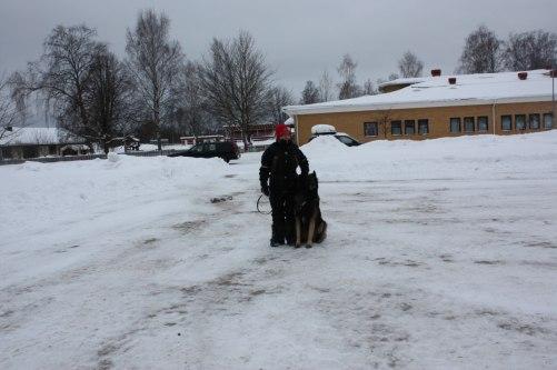 eva och kung Julle=)
