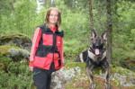 Karin Blom och RixDivans Cito