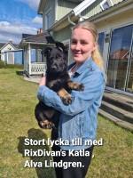 Alva & Katla