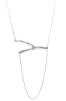 Murgröna, halsband - Halsband i silver
