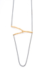 Murgröna, halsband - Halsband i guld
