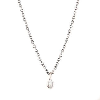 Heart of Gotland halsband berlock silver (utan kedja)