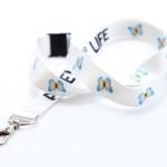Nyckelband RPET Life