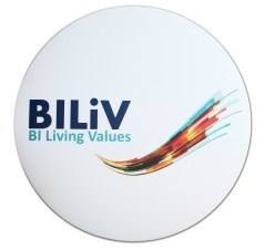 BILiV PVC hardtop med 3mm naturgummi musmatta