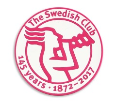 The Swedish Club coaster