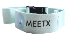 Meetx bagageband PET Lo