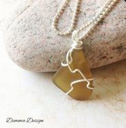 Strandglas wire wrap 9