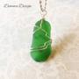 Strandglas wire wrap 22