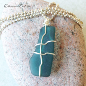 Strandglas wire wrap 15 - Strandglas wire wrap 15