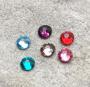 Halsband 2 tags & Swarovskikristaller