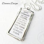 Lött smycke Good friends