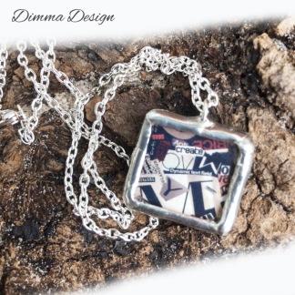 Lött smycke Contemporary 3 - Lött smycke Contemporary 3