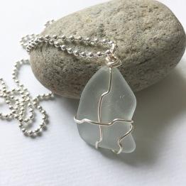 Strandglas wire wrap 14