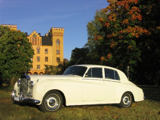 Rolls-Royce Silver Cloud 1960