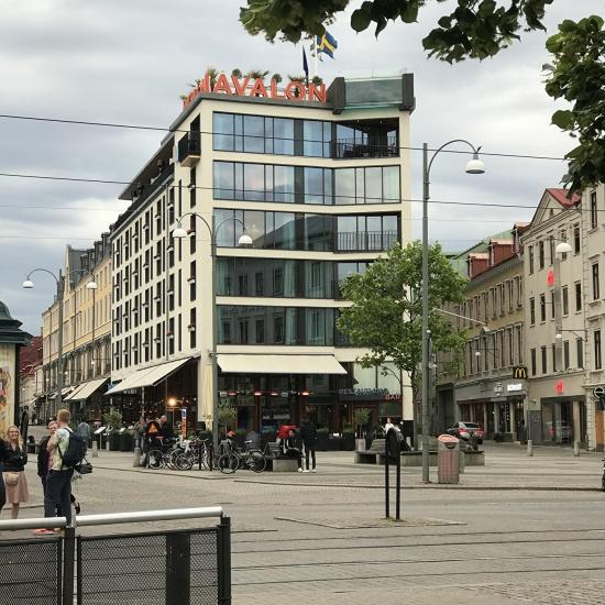 Hotell Avalon Göteborg