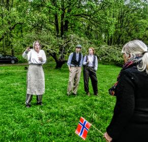 På Sundsby Säteri