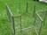 Valphagar - Två hagar utomhus