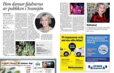 Reportaget kan läsas på sidorna 10-11