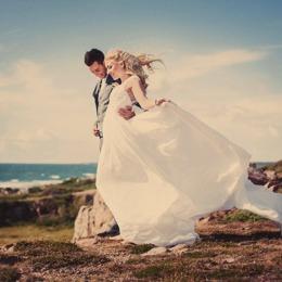 Bröllopsfotograf Isabell Wedin