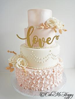 Tårta från Cake Me Happy