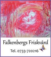 Falkenbergs Friskvård på Hantverksgården i centrala Falkenberg håller regelbundet kurser i intuitiv målning. Inga förkunskaper krävs.