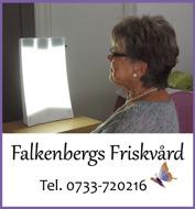Ljusterapi Falkenberg – ljusterapibehandling på Falkenbergs Friskvård
