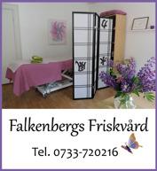 Har du friskvårdscheckar? Falkenbergs Friskvård tar emot friskvårdschecken och erbjuder bla Taktil Massage, Cirkulationsträning, Ljusterapi, Reiki Healing & Aromamassage