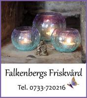 Presentkort Falkenberg – ge bort en skön behandling eller hälsoprodukter från Falkenbergs Friskvård