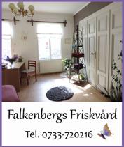Kontakta Britt Berg på Falkenbergs Friskvård i centrala Falkenberg