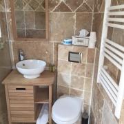 Fristående hus - badrum 2