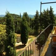 Utsikt från Mélomanes balkong