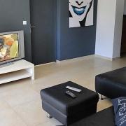 TV-hörnan i allrummet