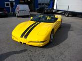 Foliering Corvette