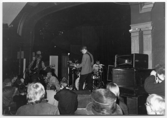 Rövsvett på Arbis i Linköping 1985. Foto Magnus Grehn
